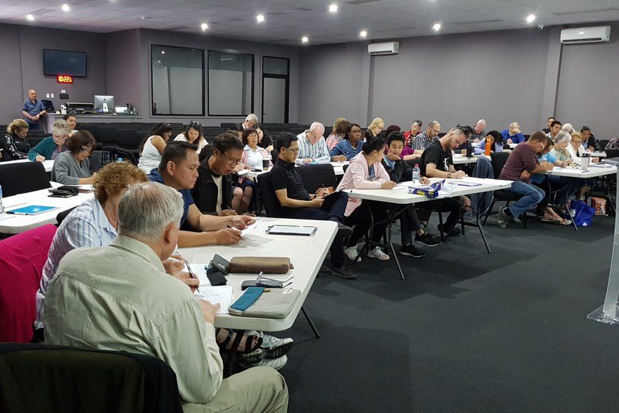 Evangelism Training