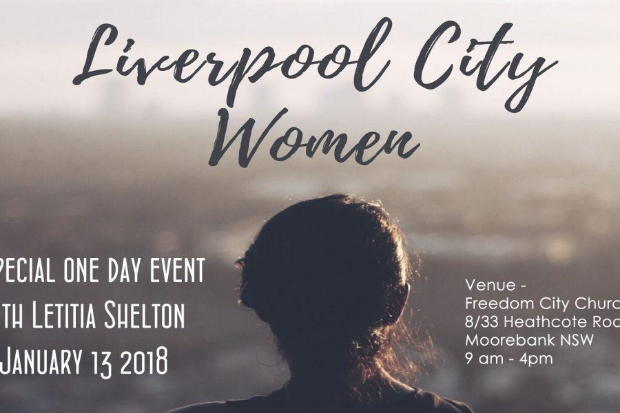 Liverpool City Women