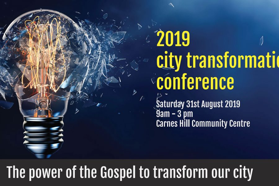 2019 City Transformation Conference