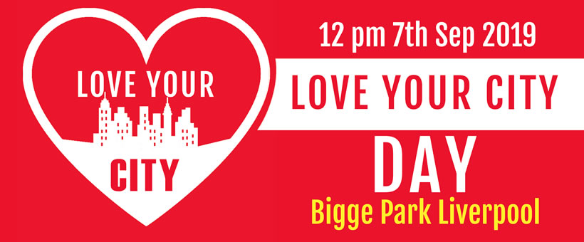 Love Your City Day 2019
